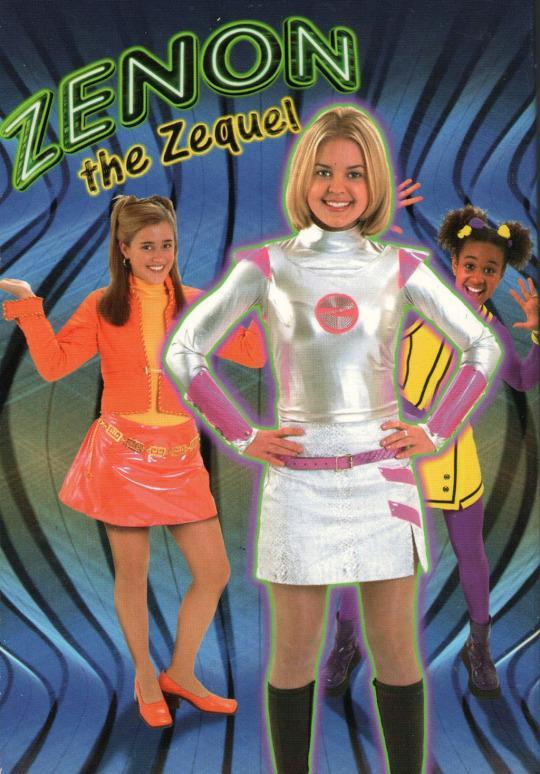 <p>When a rebellious teenage astronaut decides to do some volunteer work for homeless aliens, her privileged astronaut society rushes to judgment. Social commentary doesn't get any grittier than <i>Zenon the Zequel</i>, folks.<br><br><i>(Credit: Disney Channel)</i> </p>