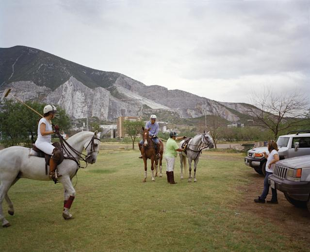 <p>Polo Club, inkjet print, 2014. (© Yvonne Venegas, courtesy of the artist/ Museum of Photographic Arts, San Diego) </p>
