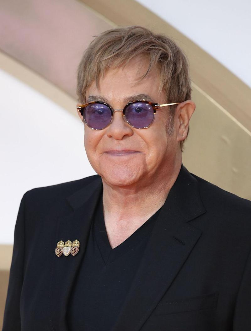 Elton will also play in other regional centres including Wollongong, Hobart and the Yarra Valley. Source: Getty