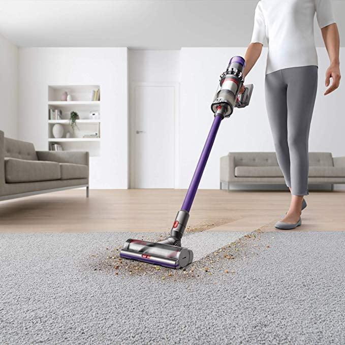 <p>This <span>Dyson V11 Animal Cordless Vacuum Cleaner</span> ($450, originally $600) looks, and acts, so futuristic.</p>