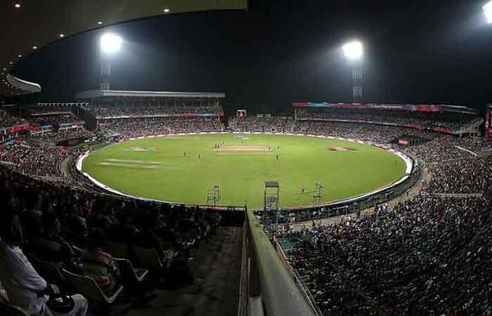 Spark at Eden causes panic ahead of IPL game