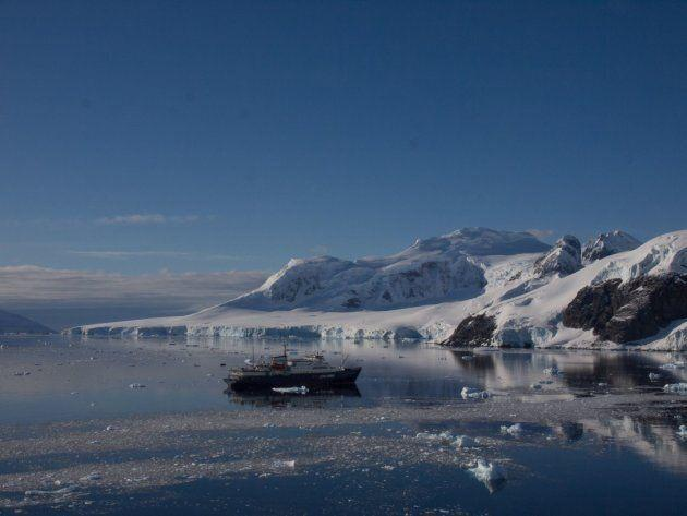 Baie di Graham Land (Photo: Ocean Expedition)