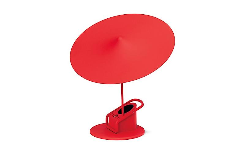 We love this lamp so much that we featured it in the Cleverest Awards 2018. SHOP NOW: Sempé w153 ile Clamp Lamp in Poppy Red by Inga Sempé for Wästberg, $191 $225, dwr.com