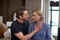 """<p>Imagine a thriller and sci-fi flick made into one. That's this movie. <a class=""""link rapid-noclick-resp"""" href=""""https://www.popsugar.com/Bradley-Cooper"""" rel=""""nofollow noopener"""" target=""""_blank"""" data-ylk=""""slk:Bradley Cooper"""">Bradley Cooper</a> stars in this underrated movie as a down-on-his-luck writer named Eddie who - when given a drug that enhances mental acuity - finds himself rising through the ranks in the world of finance. Though a major tycoon (played by <a class=""""link rapid-noclick-resp"""" href=""""https://www.popsugar.com/Robert-De-Niro"""" rel=""""nofollow noopener"""" target=""""_blank"""" data-ylk=""""slk:Robert De Niro"""">Robert De Niro</a>) hopes to use the young man for his own gain, Eddie's dwindling drug supply spells big trouble for them both.</p> <p> <a href=""""https://www.netflix.com/title/70142827"""" class=""""link rapid-noclick-resp"""" rel=""""nofollow noopener"""" target=""""_blank"""" data-ylk=""""slk:Watch Limitless on Netflix now"""">Watch <strong>Limitless</strong> on Netflix now</a>.</p>"""
