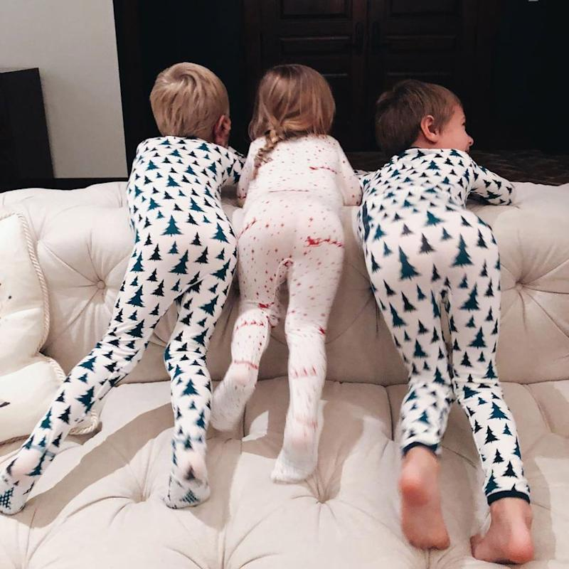 Kristin Cavallari's kids: Jaxon Wyatt, Saylor James and Camden Jack