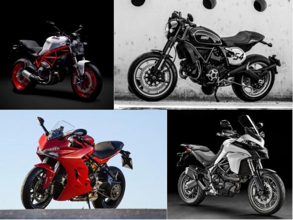 Upcoming Ducati Bikes in India