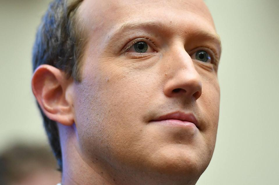 Facebook Chairman and CEO Mark Zuckerberg's net worth increased 20 per cent to US$101 billion, according to Hurun. The company's shares have risen 110 per cent from March 2020's low. Photo: AFP