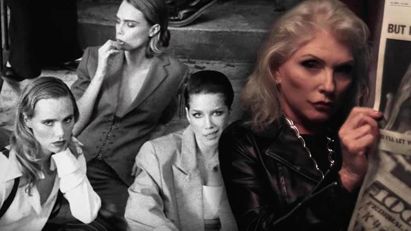 Halsey Enlists A-List Friends Cara Delevingne, Suki Waterhouse & Debbie Harry for 'Nightmare' Cameos