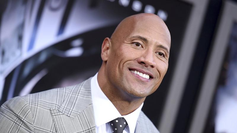 Dwayne Johnson charges studios a million dollars to tweet about movies he stars in