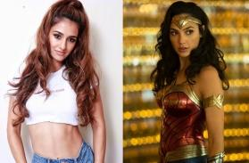 Disha Patani just became 'Wonder Woman' with this new app and we're so confused
