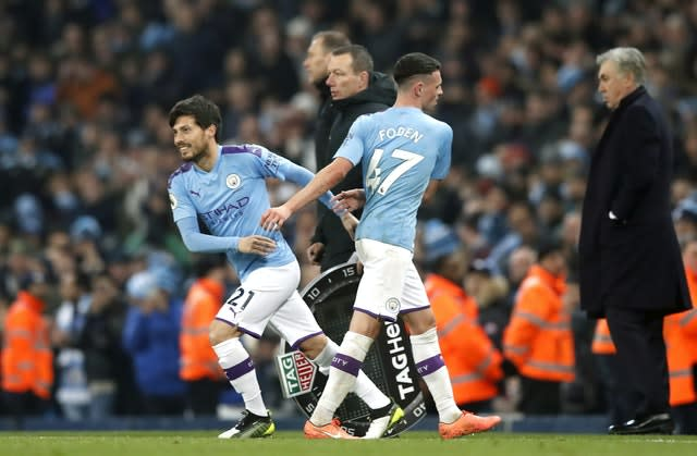 Manchester City v Everton – Premier League – Etihad Stadium