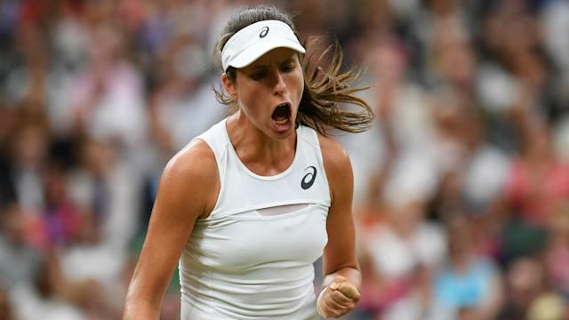 Michael Joyce coached Maria Sharapova to grand slam glory and Johanna Konta hopes he can help her improve on a promising 2017.