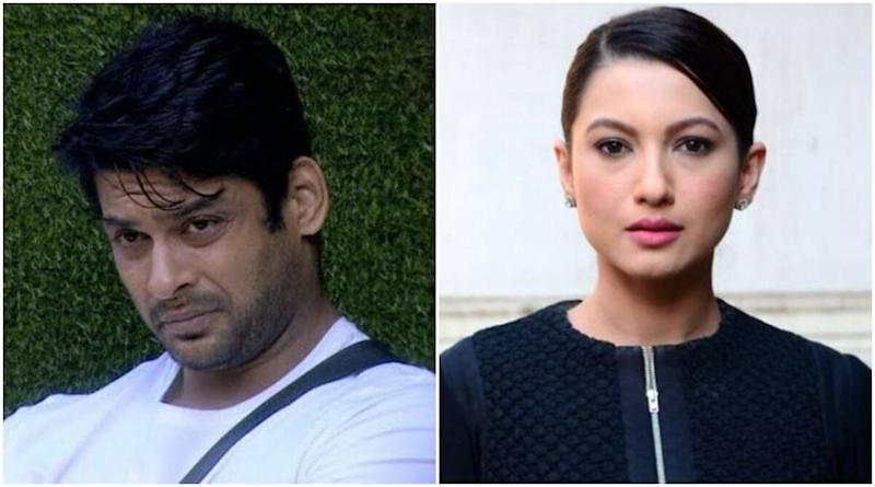 Bigg Boss 14 Preview: Seniors Sidharth Shukla and Gauahar Khan Indulge In An Heated Argument Amid Assigning Tasks To BB14 Contestants (Watch Video)