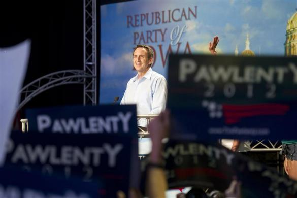Tim Pawlenty would bring a reliably conservative voice to Romney's team and would appeal to evangelicals, whose energy and enthusiasm will be needed to turn out the vote. His problem during his failed 2012 campaign was that he was not an electrifying presence on the trail.
