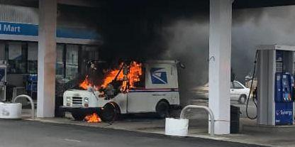 The U S Postal Service Doesn T Know Why Its Trucks Keep Catching