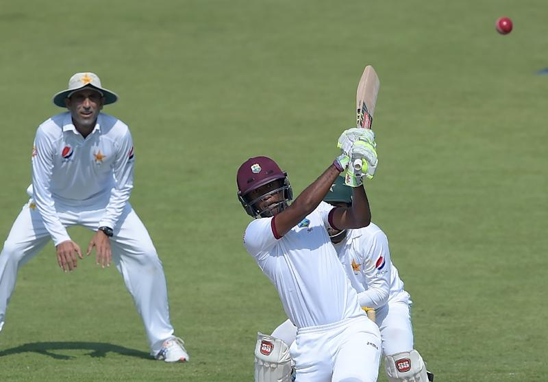 Pakistan recovers to 81-2 after Gabriel's early strikes