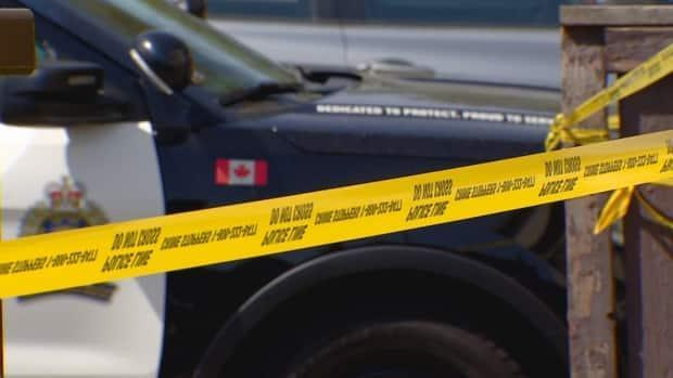 Causes of death including shootings, stabbings and one use of vehicle. (Scott Neufeld/CBC - image credit)