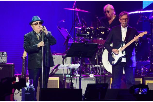 Van Morrison, Eric Clapton Detail New Anti-Lockdown Song