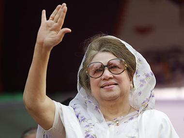 Bangladesh Opposition supporters stage rallies to demand free and fair elections, release of Khaleda Zia