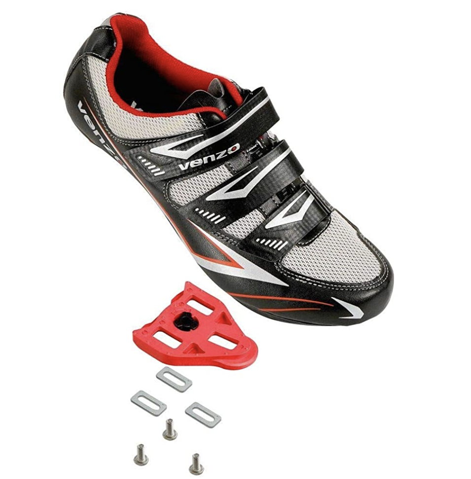 Venzo bicycle men's or women's cycling shoes, S$173.02. PHOTO: Amazon