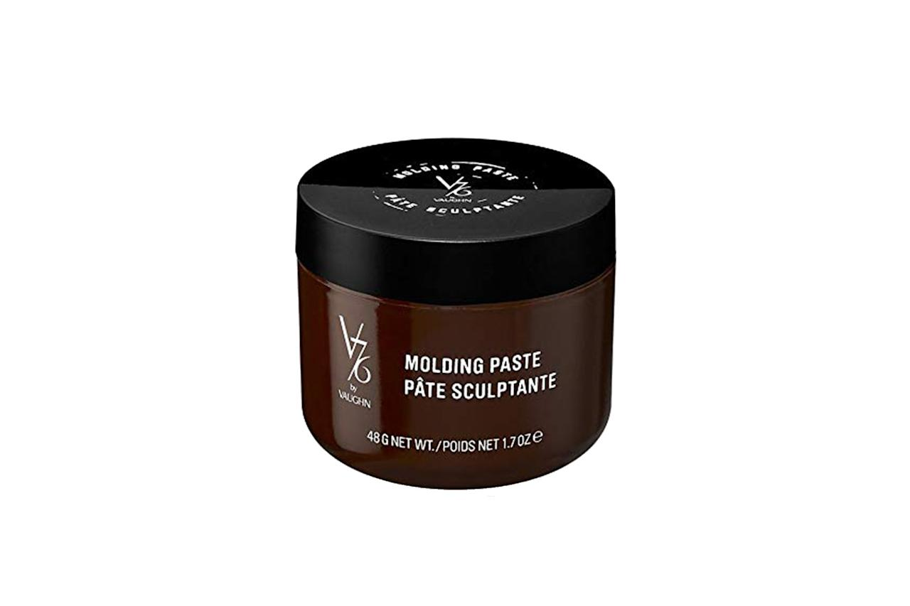 """You can get 30% off this hair paste (<a href=""""https://www.gq.com/story/best-selling-hair-paste-v76?mbid=synd_yahoo_rss"""" target=""""_blank"""">one of GQ.com's best-selling products</a>). Ditto for the brand's styling clay and cream, plus its hydrating shampoo and conditioner. Or, go to V76.com for 25% off its entire assortment. $21, Amazon. <a href=""""https://www.amazon.com/V76-Vaughn-MOLDING-Flexible-Formula/dp/B01EBTBIMO"""">Get it now!</a>"""