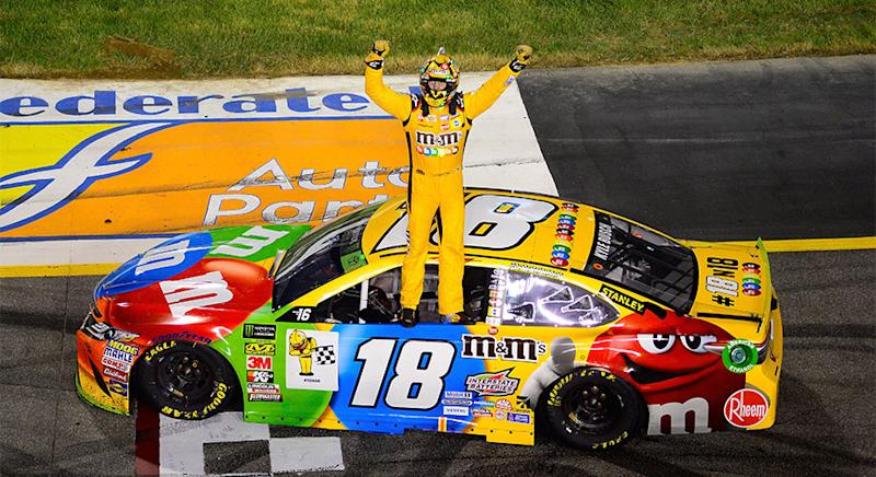 Why Kyle Busch will win the 2018 Monster Energy Series le Kyle Golf Carts Html on