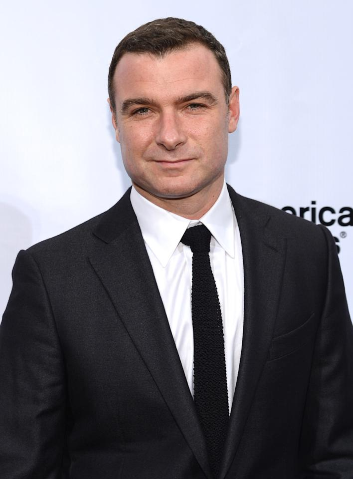 NEW YORK, NY - DECEMBER 11:  Actor Liev Schreiber attends the Museum of Moving Images salute to Hugh Jackman at Cipriani Wall Street on December 11, 2012 in New York City.  (Photo by Larry Busacca/Getty Images)