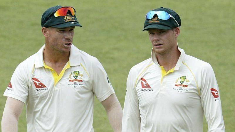 David Warner and Steve Smith are a part of the Australia squad for the Test series against India