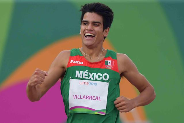 José Carlos Villarreal. / Foto: Getty Images