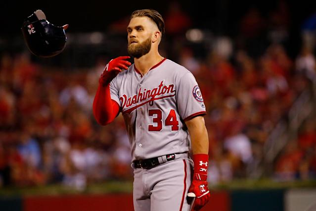 Tuesday's trades was an acknowledgment that the Nationals had failed. (Getty)