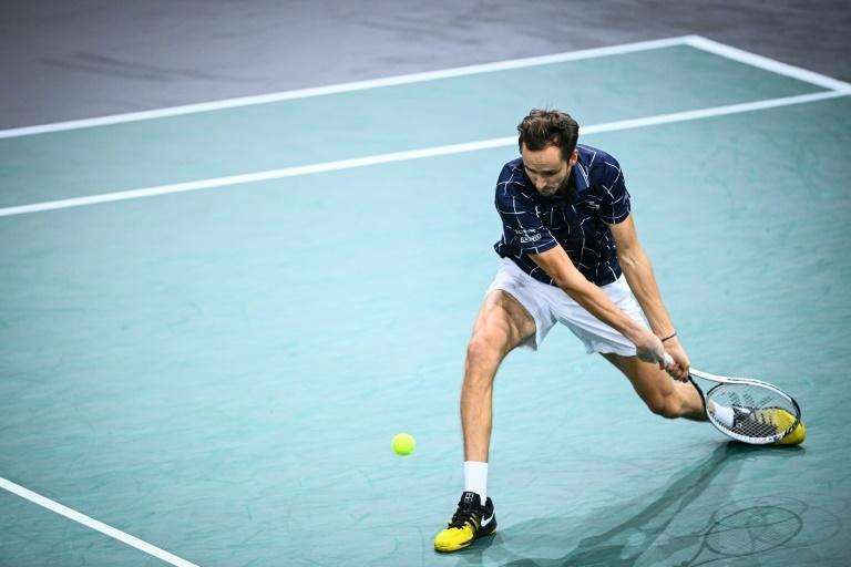 Medvedev is into his 14th ATP final
