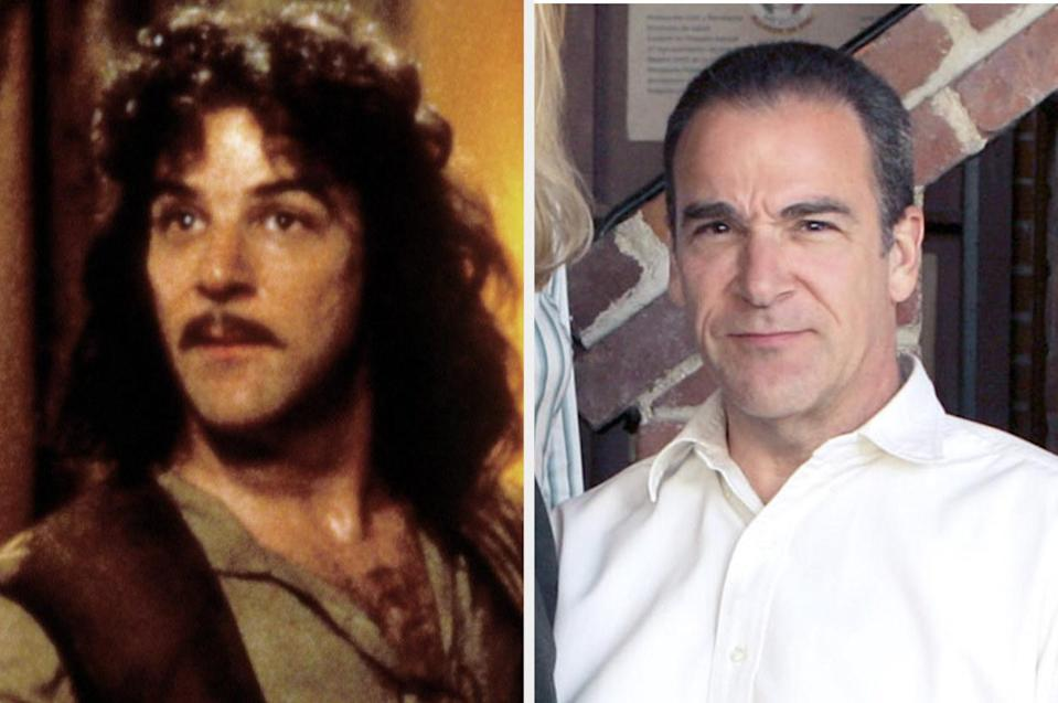 Both played by: Mandy Patinkin