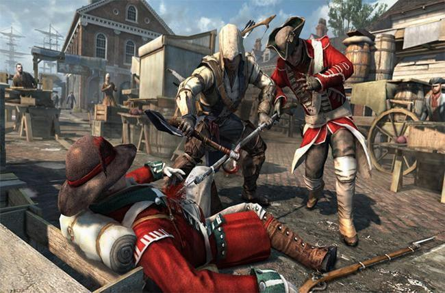 'Assassin's Creed' series