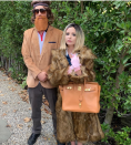<p>This couple really commits to a theme year after year. For their 2018 celebrations, Freddie Prinze Jr. and Sarah Michelle Gellar tapped into a film favorite: <em>The Royal Tenenbaums</em>. Their matching Richie and Margot Tennenbaum costumes were so accurate (c'mon, Freddi did his best with that beard).</p>