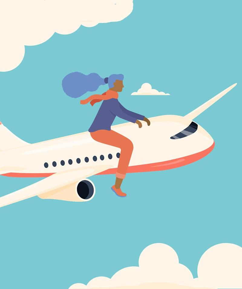 9 Weird Things That Happen to Your Body When You Fly—and What You Can Do About Them