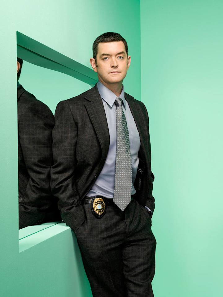 "Tim Omundson stars as Carlton Lassiter in ""Psych."""