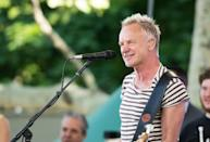<p>Sting is showing no signs of slowing down, as he continues to release new music.</p>