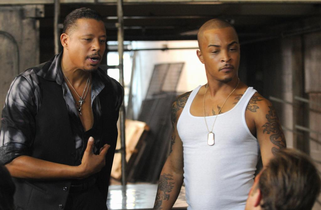 "<b>Terrence Howard and T.I. on ""Hawaii Five-0"" (November 12) </b><br><br>We get a peek into Danny's past on this flashback episode, set during his days as a New Jersey cop. Oscar nominee Howard and rapper T.I. guest star as dangerous thugs that Danny's gunning for. The bad news, though: Kardashian sister Kendall Jenner also guest stars. But that's what fast-forward buttons are for, right? <br><br><b>Worth Watching?</b> Sure. Terrence Howard makes an intriguing villain, and you can always skip the Jenner parts."