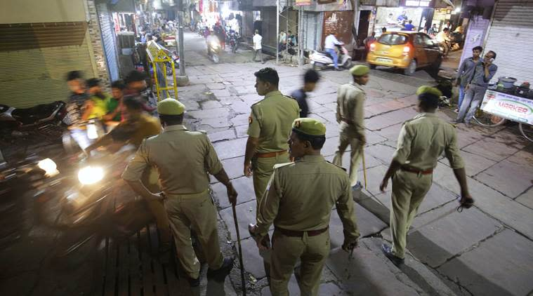 UP Police, Lucknow city news, Kyrgystan woman sexually harassed, UP police constable booked, indian express