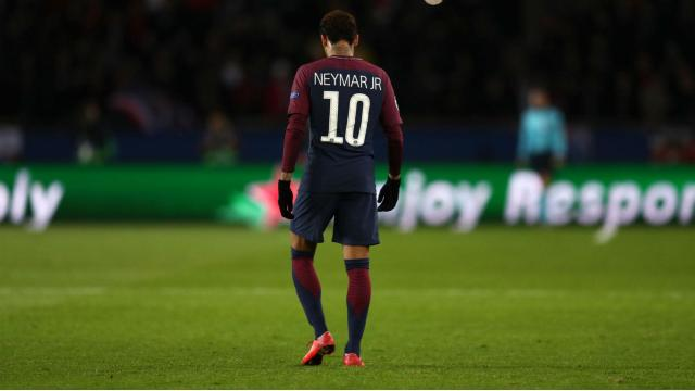 Neymar would have a better chance of winning the Ballon d'Or if he was playing for Real Madrid, according to Florentino Perez.