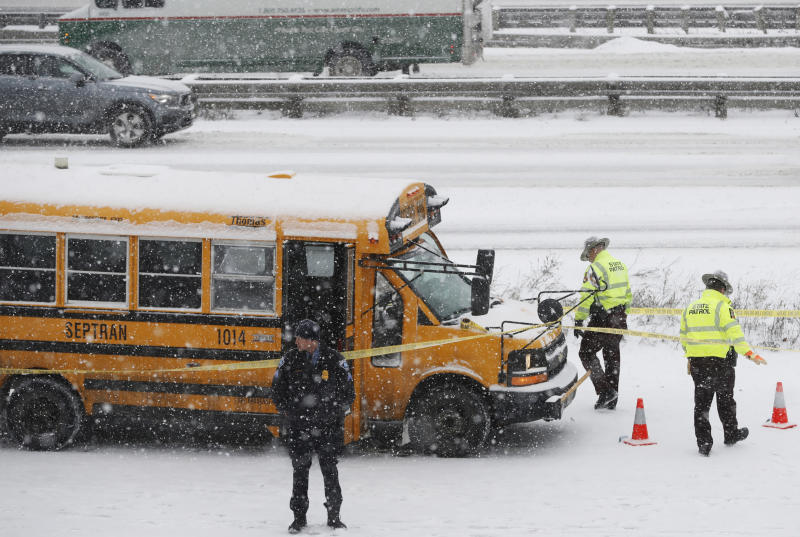 School Bus Shooting