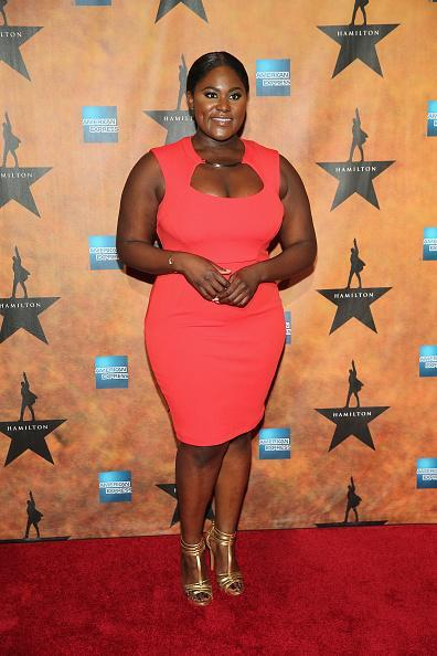 "<p>The ""Orange Is the New Black"" star looked amazing in a form-fitting hot pink dress.</p>"