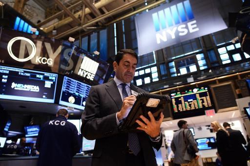 Dow, S&P 500 close at records; oil equities jump