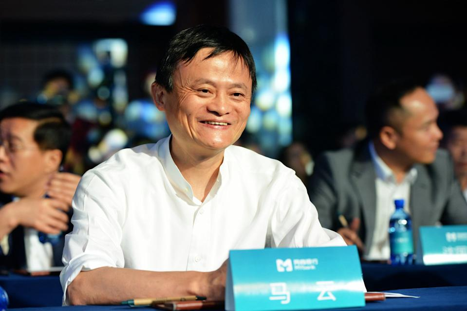 Onde foi parar Jack Ma? (Foto: Costfoto/Barcroft Media via Getty Images)