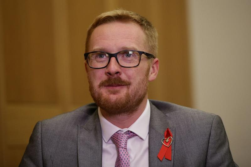 Lloyd Russell-Moyle, Labour MP for Brighton Kemptown. (PA)
