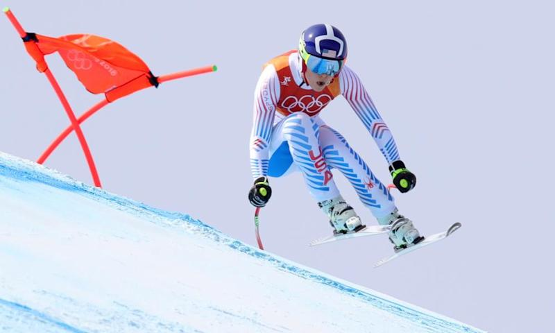 Lindsey Vonn gave everything on what looks likely to be her final downhill Olympic run