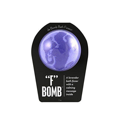 """<p><strong>Da Bomb</strong></p><p>amazon.com</p><p><strong>$5.63</strong></p><p><a href=""""https://www.amazon.com/dp/B01LWW9OPP?tag=syn-yahoo-20&ascsubtag=%5Bartid%7C2141.g.29518657%5Bsrc%7Cyahoo-us"""" rel=""""nofollow noopener"""" target=""""_blank"""" data-ylk=""""slk:Shop Now"""" class=""""link rapid-noclick-resp"""">Shop Now</a></p><p>This is one """"f bomb"""" she should be allowed to drop—straight into the bathtub, because that's the actual name of this product. Meant to soothe frustration though not specifically teen angst, reviewers say it's a fit for sensitive skin.</p>"""