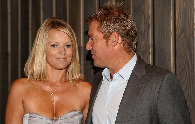 However, his ex-wife Simone is said to be far from impressed by their antics. Source: Getty