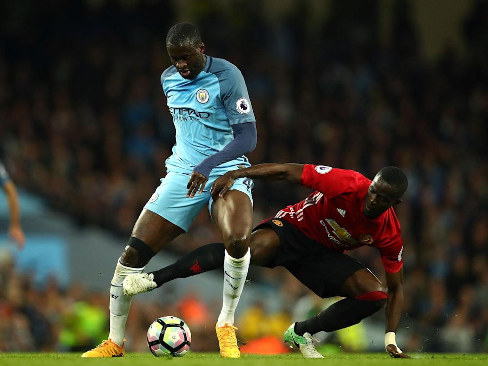 Toure said City are going to be the stronger side in the years to come: Getty