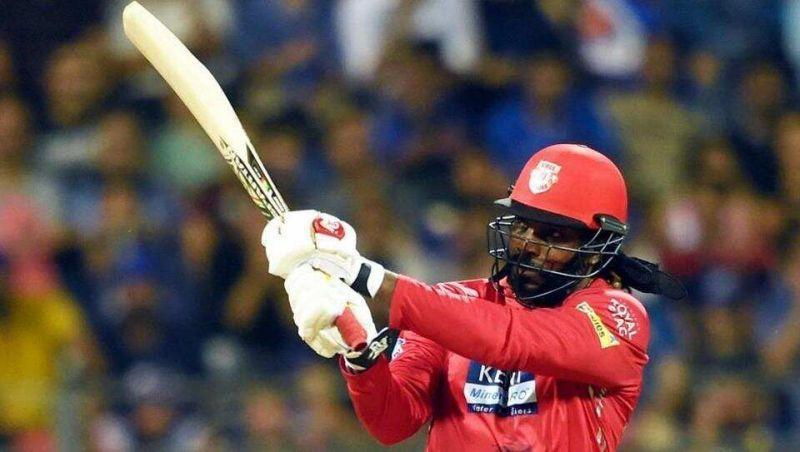 Chris Gayle has smashed 326 sixes in his IPL career